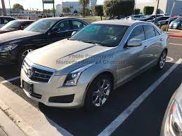 volkswagen phoenix 2014 used cadillac ats 4dr sedan 2 0l luxury rwd at volkswagen