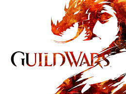 guild wars 2 logo no time to play