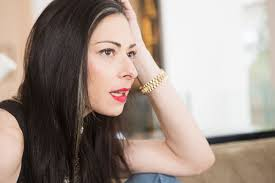 gray streak in hair stacy london beauty into the gloss into the gloss