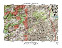 Chester Pa Map East Branch Brandywine Creek East Branch Chester Creek Drainage