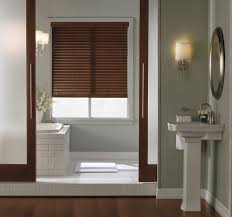 bathroom blinds ideas decorating white bathroom with bathup white window with brown