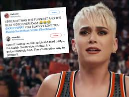 Head Cold Meme - the best hot n cold reactions to katy perry s swish swish music