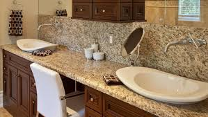 Bathroom Vanity Counters Classy Granite Bathroom Vanity Countertops Granite Bathroom