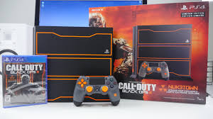 black ops 3 xbox one black friday ps4 black ops 3 bundle unboxing youtube