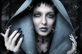 Sorceress Makeup For Halloween by Dark Sorceress Makeup Images