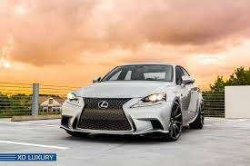lexus is 250 custom wheels lexus is 250 on sydney deep concave rims by xo luxury u2014 carid com
