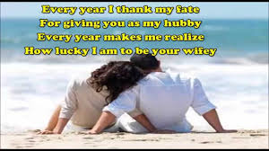 wedding wishes to husband happy wedding anniversary wishes sms greetings from to