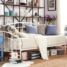 Wrought Iron Daybed Wrought Iron Day Bed Daybed Wrought Iron White Metal Day Bed