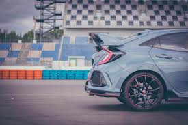 honda civic 2017 type r flat out magazine 2017 honda civic type r jekyll and hyde