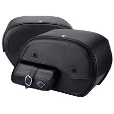 kawasaki vulcan 1500 classic saddlebags l char side pocket shock
