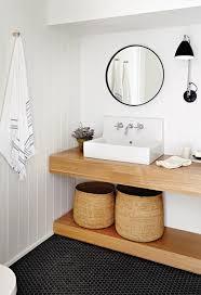 bathroom trends floating vanities