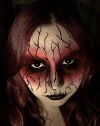Scary Scary Halloween Costumes Halloween Inspirations 萬聖節彩妝寶典 Scary