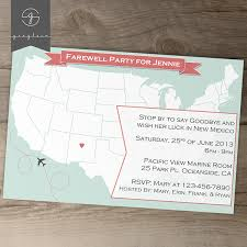 going away party invitations new going away party invites 5 on behance