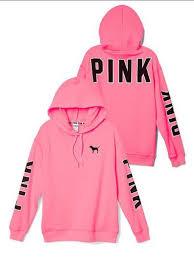 secret pink sweater sweater pink hoodie pink by victorias secret s secret