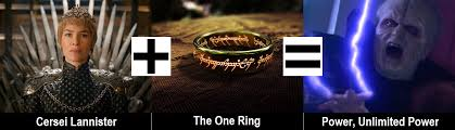 Unlimited Power Meme - cersei lannister the one ring power unlimited power memes