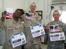 operation gratitude sending care packages to u s military