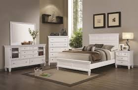 camellia 200221 bedroom in white by coaster w options