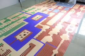nes zelda map wall mural take my paycheck shut up and take my mural will be rolled up and sent in a tube very high quality print you won t be let down