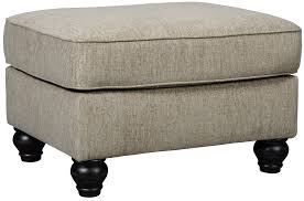 Taupe Ottoman Signature Design By Blackwood Taupe Ottoman Blackwood