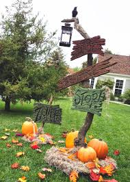 dave lowe design the blog 19 days u0027til halloween spooky sign