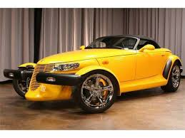 chrysler prowler new and used plymouth prowler for sale motorcar com