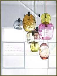colored glass pendant lights colored glass pendant lights blown glass pendant lights blown