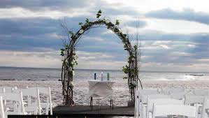 wedding arch nyc island lgbt weddings the sands at atlantic