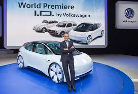 volkswagen electric concept electric cars 2019 2020 volkswagen id electric car development