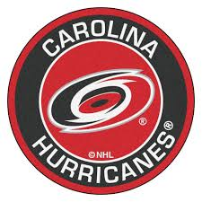 Nhl Area Rugs Fanmats Nhl Carolina Hurricanes Black 2 Ft 3 In X 2 Ft 3 In