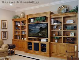 54 library bookcase wall unit vintage walnut library bookcase