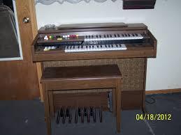 yamaha organ in barterville u0027s garage sale broadlands il childhood