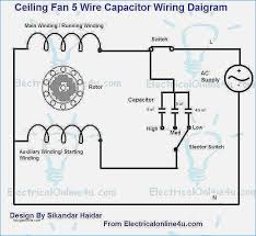monte carlo ceiling fan capacitor replacement capacitors for ceiling fans 5 wires taraba home review