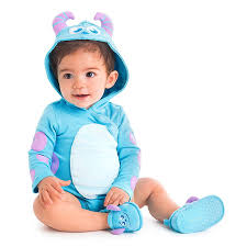 Monster Inc Halloween Costumes Amazon Com Disney Sulley Monsters Inc Halloween Costume Bodysuit