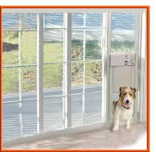 Patio Door Accessories by Accessories Power Pet Electronic For Doggy Doors With Sliding