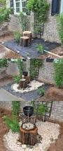Idea For Backyard Landscaping by 40 Diy Log Ideas Take Rustic Decor To Your Home Amazing Diy