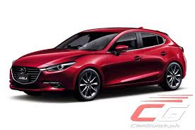 nissan philippines price list mazda shows off refreshed 2017 mazda3 w 19 photos philippine