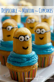 minion cupcakes minion cupcakes from twinkies despicable me mylitter one deal