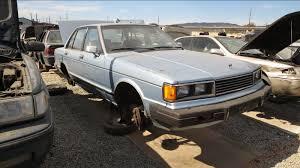 nissan california 1981 datsun 810 maxima by nissan u2013 junkyard find