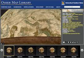 osher map library a map library is digitizing its rarest globes as 3d models