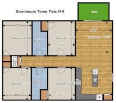green house floor plan cbs rentals