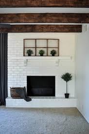 paint for brick fireplace binhminh decoration