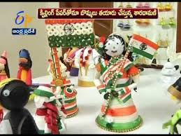 home decoration materials this nellore lady makes home decorative items with waste materials