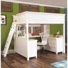 How To Build A Full Size Loft Bed With Stairs by Full Size Loft Bed With Desk Underneath Foter
