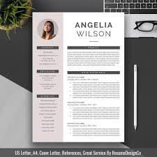 Example For Cover Letter For Resume 20 Best Resume Templates Images On Pinterest Resume Cv Cv