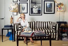Vogue Home Decor Studio Tour Inside Carolina Herrera U0027s Manhattan Atelier Vogue