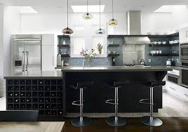 kitchen room luxury apartment kitchen with modern stainless