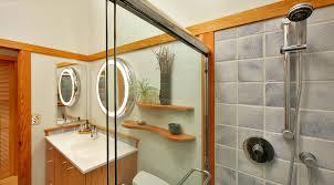 backlit bathroom mirror bathroom contemporary with backlit
