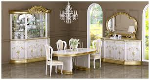 Barock Schlafzimmer Bilder Barock Hochglanz Esszimmer Rosa Gold Weiß Interdesing24 De