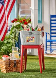americana home decor catalogs outdoor living space what you need for your summer party