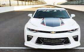 camaro the years racing 2017 50th anniversary chevrolet camaro ss and penske to